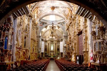 Templo y Ex Convento de San Agustín