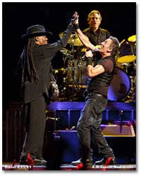 Springsteen and Clemons 2009