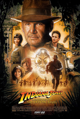 Poster Of Free Download Indiana Jones and the Kingdom of the Crystal Skull 2008 300MB Full Movie Hindi Dubbed 720P Bluray HD HEVC Small Size Pc Movie Only At pueblosabandonados.com