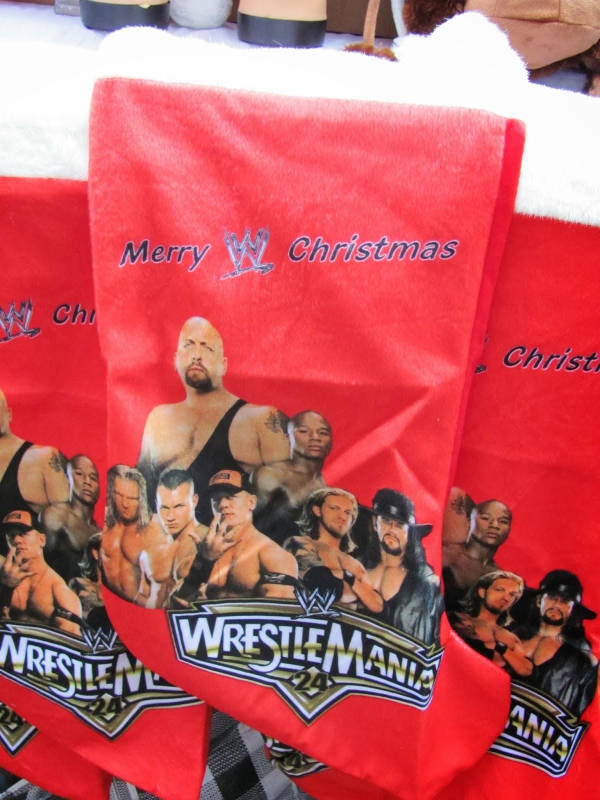 Merry WWE Christmas