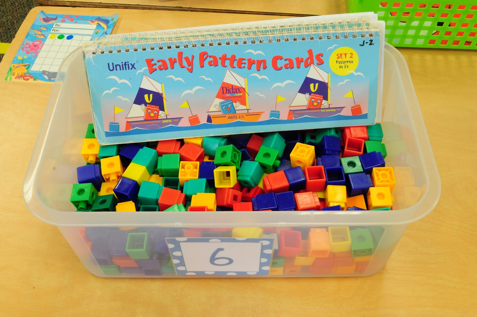 Patterns For Kindergarten