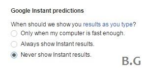 Cara Menghilangkan Prediksi Kata pada Pencarian Google