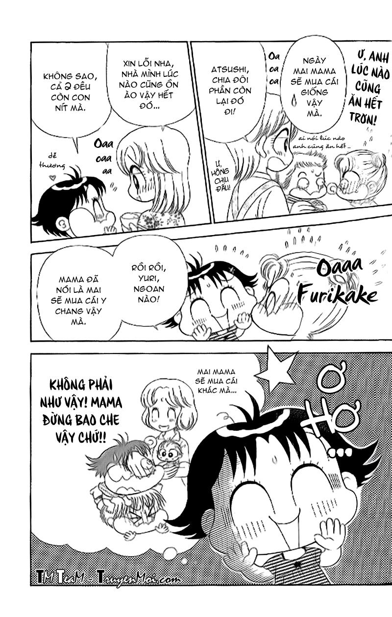 Kocchi Muite! Miiko chap 12 - Trang 13