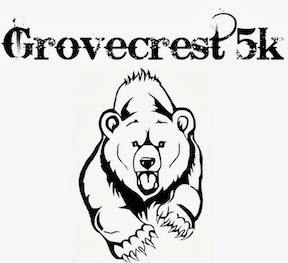 Running with the Grizzlies - Grovecrest 5K - APRIL 26, 2014