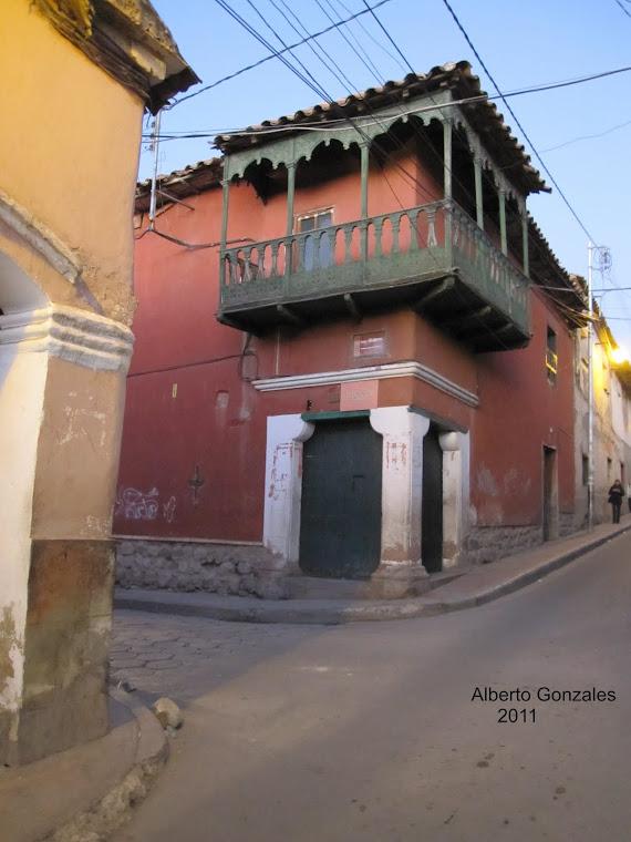 Fotos Potosi-Balcon Colonial