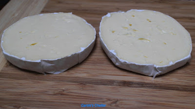 Carole's Chatter: Lemon Infused Camembert
