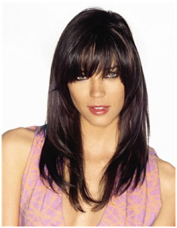 Hairstyles For Long Hair Growing Out Bangs : 30 Ideas De Peinados Para Frente Grande - Peinados cortes de pelo