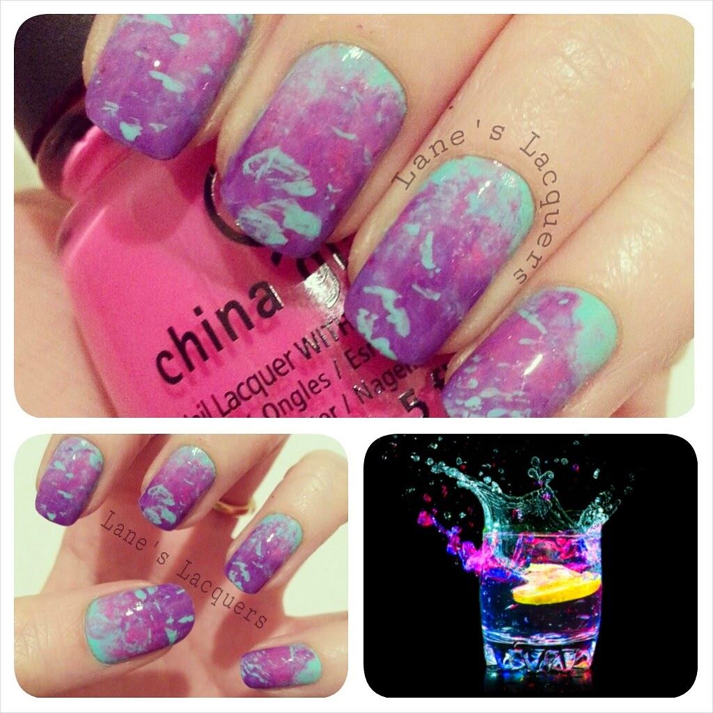 china-glaze-cocktail-inspired-saran-wrap-nails