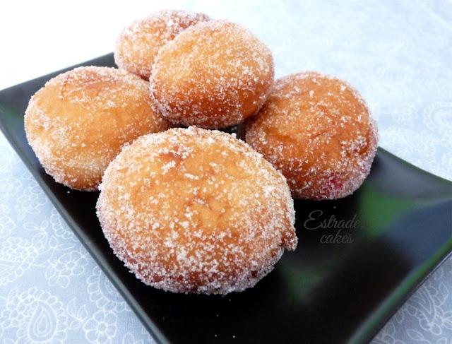 receta de bolas donuts - 1