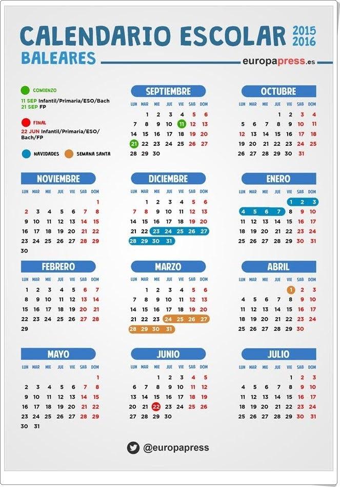 educastur es calendario escolar 2015 2016 calendario escolar 2015 2016