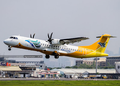 Cebu Pacific Outlines Plans for ATR Fleet