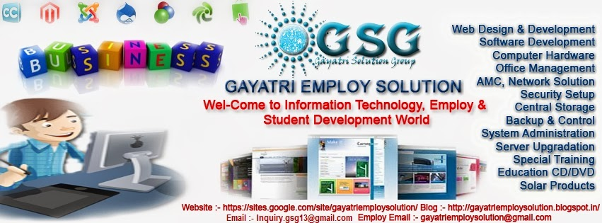 Gayatri Employ Solution ( Gayatri Solution Group )