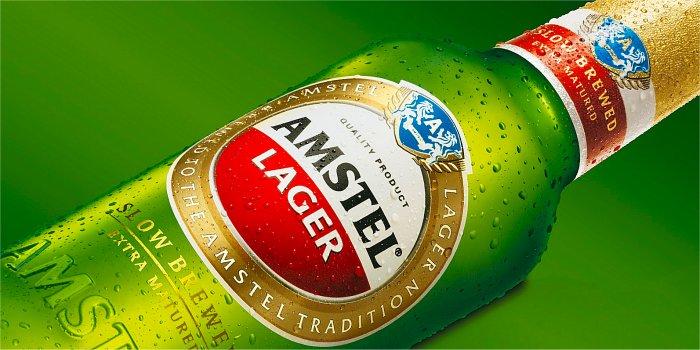La birra Amstel