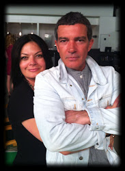 Mr Banderas.. What a couple they are