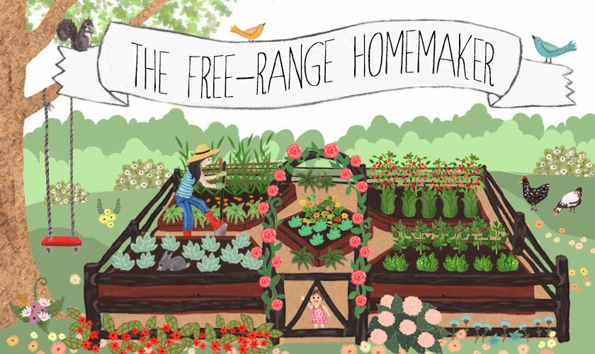 The Free Range Homemaker