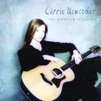 carrie newcomer gathering of spirits album cover