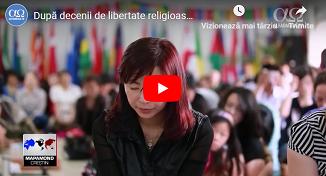 Alfa Omega TV: După decenii de libertate religioasă, Biserica din China este persecutată din nou