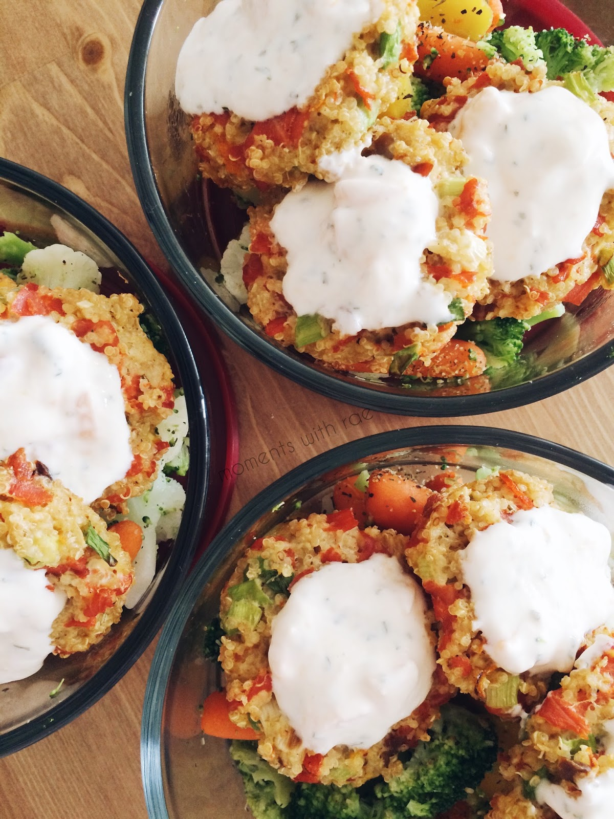 Salmon And Quinoa Patties With Lemon-Yogurt Sauce Recipes — Dishmaps