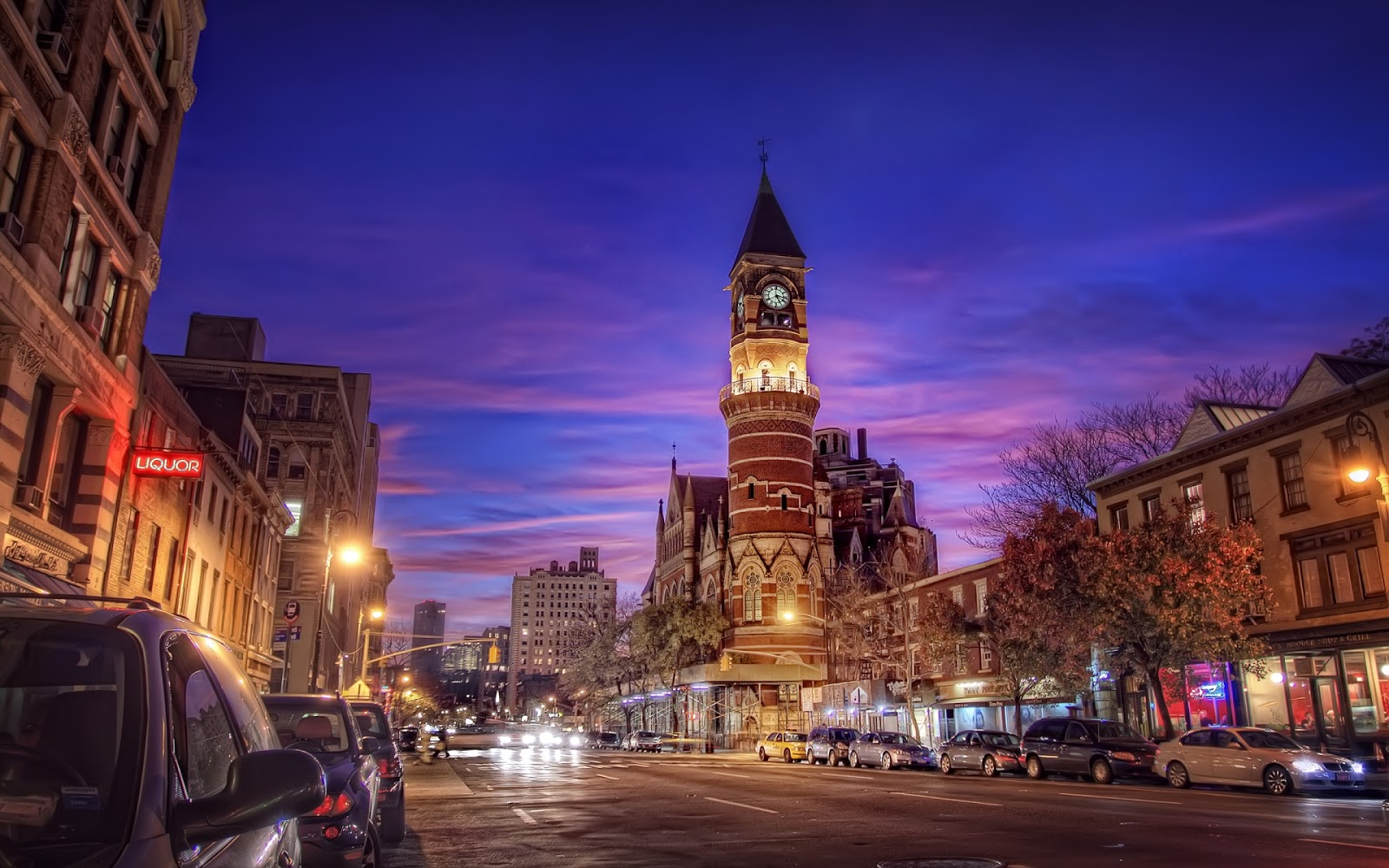 Jefferson Market Library, New York