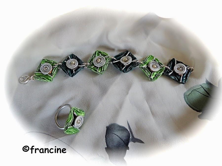francine bricole les capsules nespresso au carr deviennent bracelet et bague. Black Bedroom Furniture Sets. Home Design Ideas