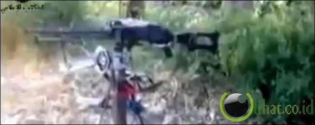 Wireless Machine Gun