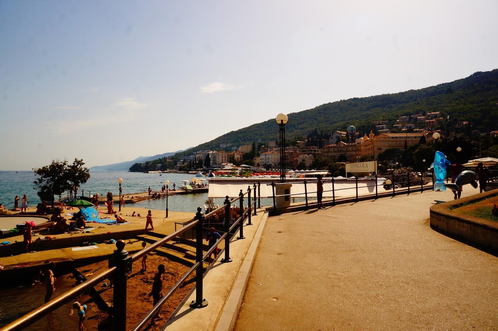 Opatija-Beach