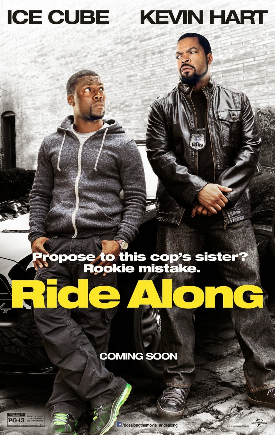 Regarder Ride Along en streaming