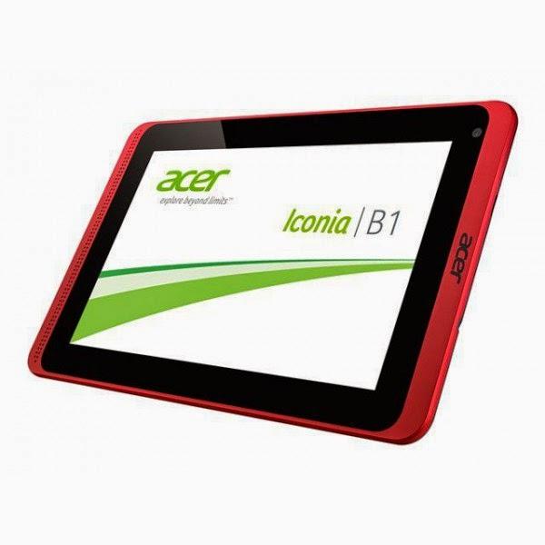 Tech Tunisie Acer Iconia B1 720 Iron Fiche Technique