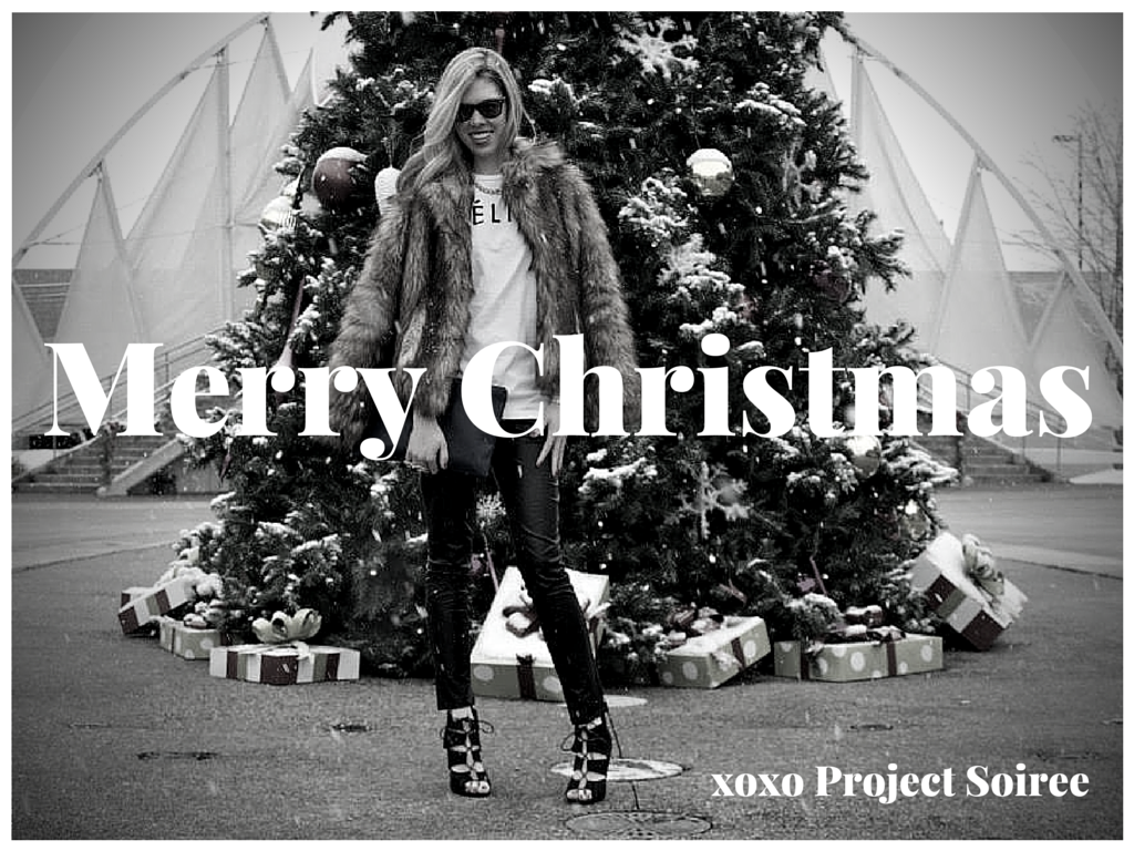 Merry Christmas - Christmas - Project Soiree