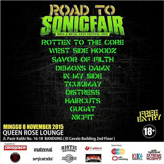 Road to Sonicfair 2015