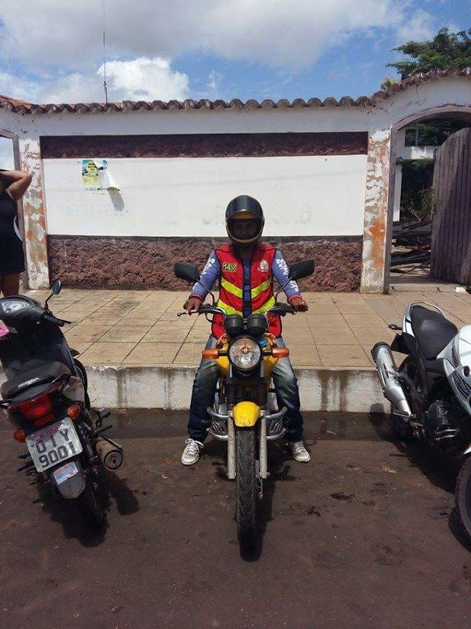 Caxias: Strans e Polícia Militar fiscalizam serviço de mototáxi