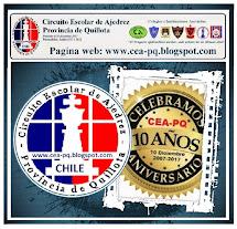CIRCUITO ESCOLAR DE AJEDREZ PROVINCIA DE QUILLOTA CELEBRA SU ANIVERSARIO Nº10