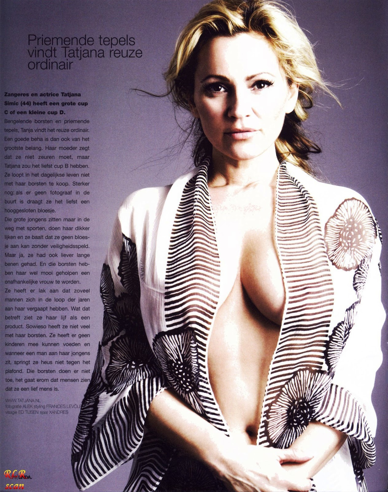 Playboy tatjana šimić Sarah van