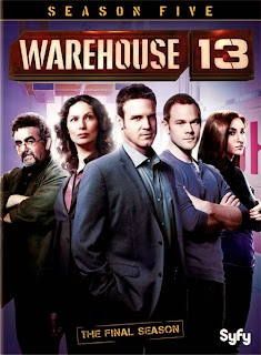 WAREHOUSE 13 TEMPORADA 5 ONLINE