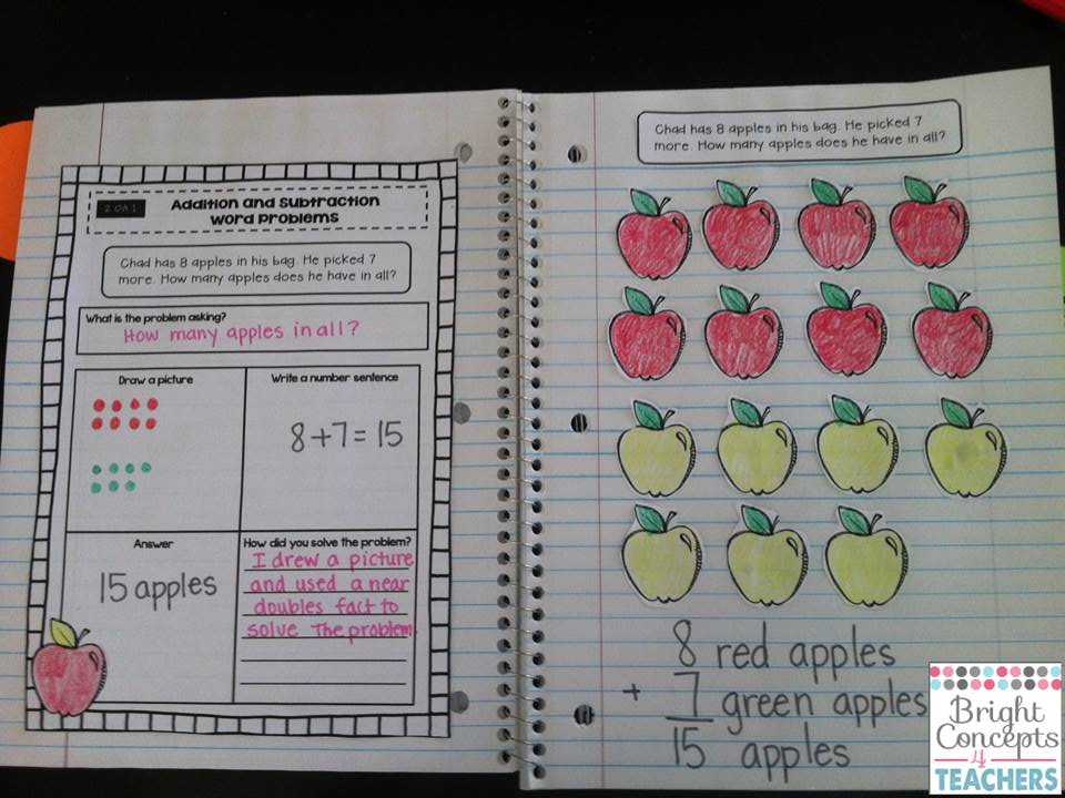 My New Best Friend: Math Interactive Notebooks   <!--Can\'t find ...