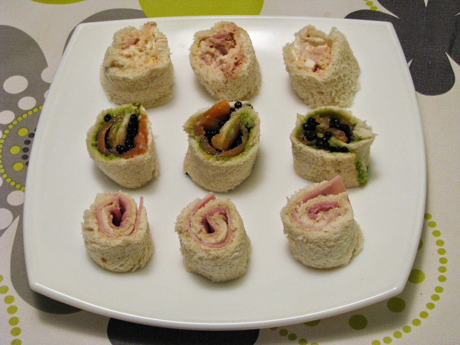 Different appetizers cooking and recipes blogs for Types of canape