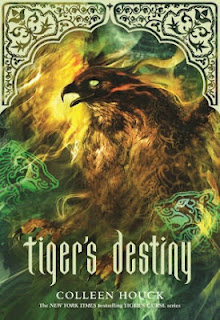 Tiger's Destiny by Colleen Houck Review