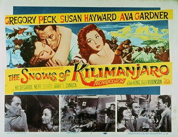 """The Snows of Kilimanjaro""  (1952)"