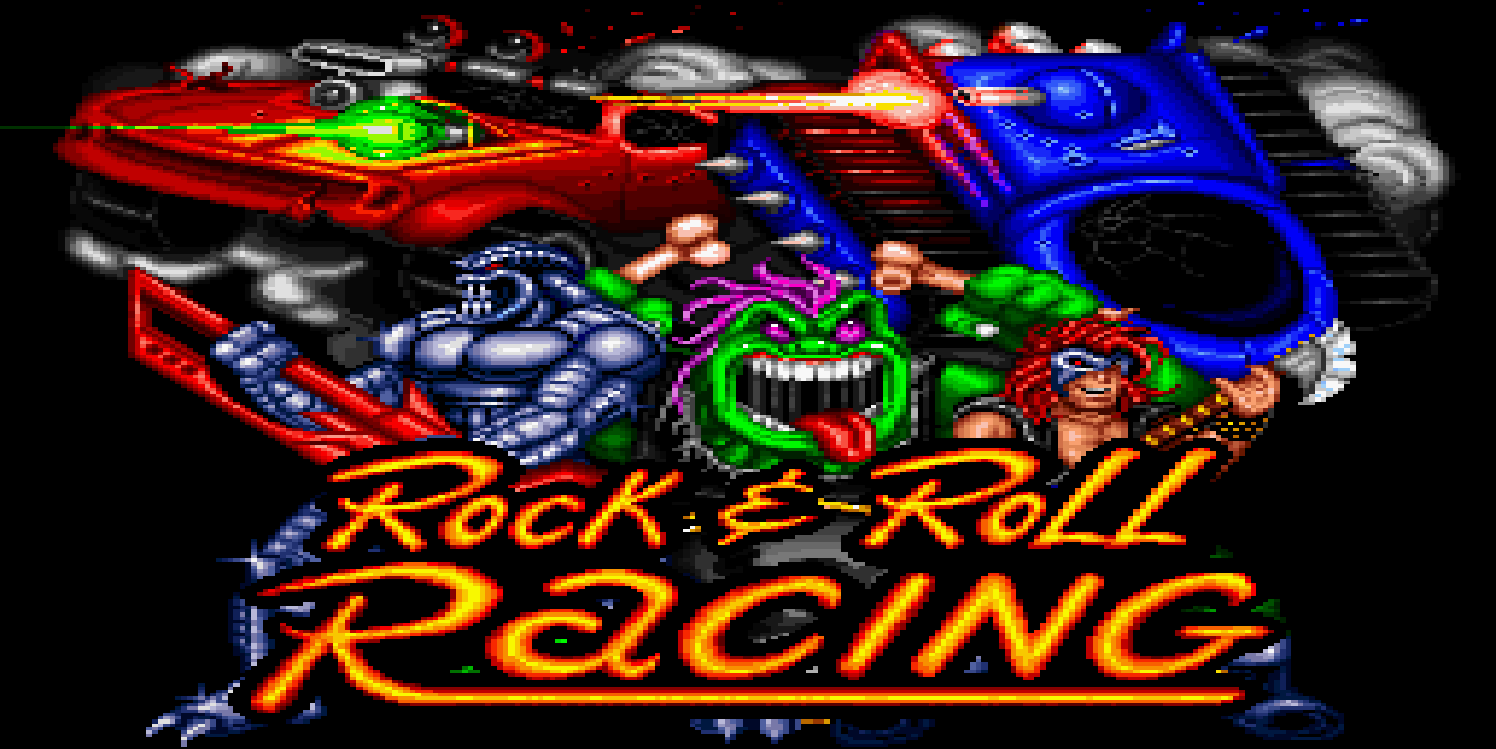Rock N Roll Racing - Game Flashback