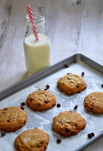 After School Cookies and Milk