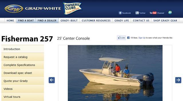 Grady-White Boats