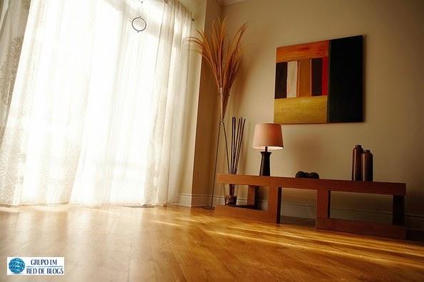 Utiliza cortinas en telas livianas y claras