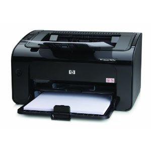 Wireless HP LaserJet Pro P1102w Printer