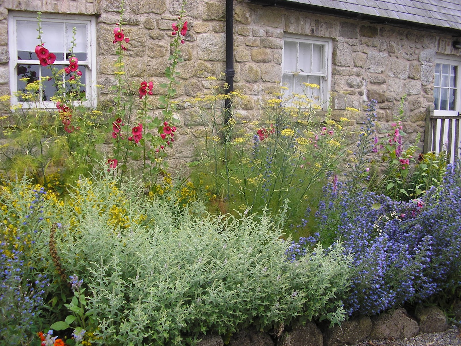 its hard to believe that the interconnected herb gardens have only been there for six years their colours textures and perfumes fill the beds and air as - In House Herb Garden