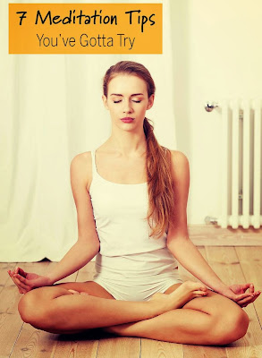 Meditation for Beginners:How to Meditate;picture of a woman meditating.