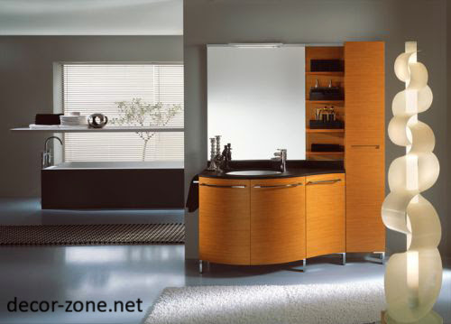 modern italian bathroom designs furniture style with simple view