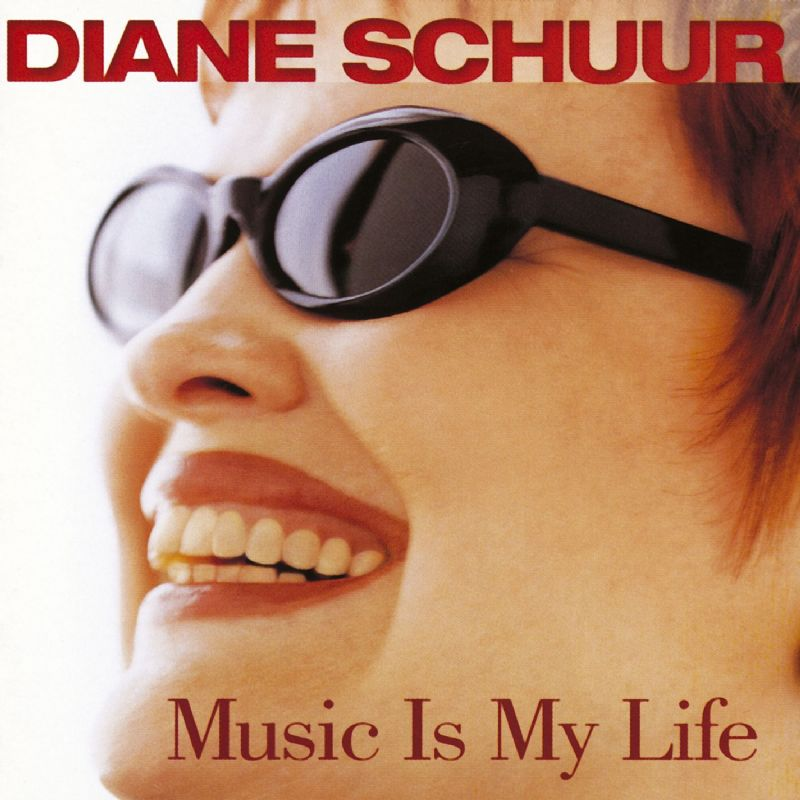 john guerin discography diane schuur music is my life