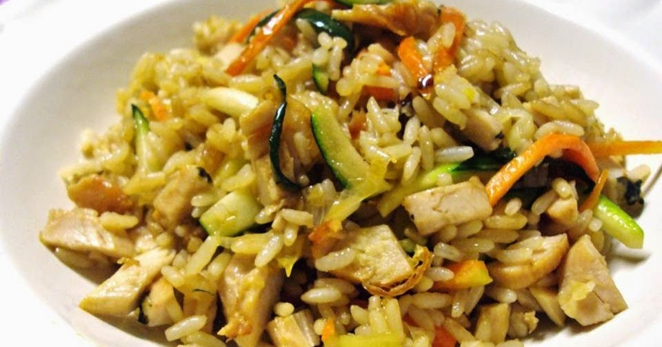 Ponto de rebu ado receitas salteado oriental de arroz - Salteado de arroz ...