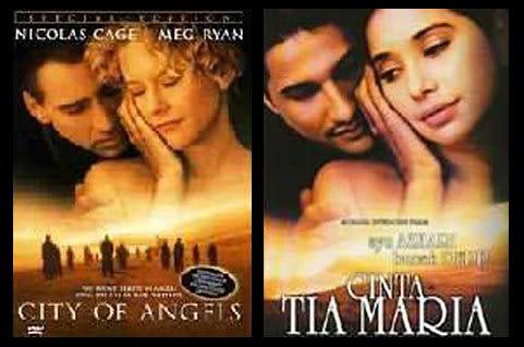 City of Angels vs Cinta Tia Maria0