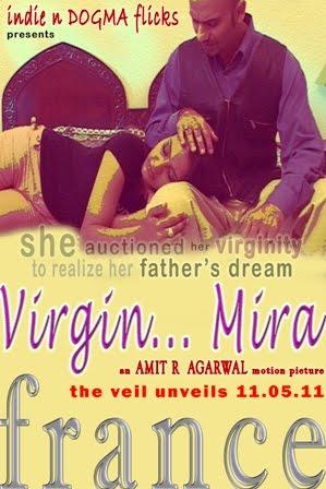 Virgin.. Mira Festival Poster